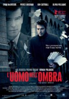 The Ghost Writer - Italian Movie Poster (xs thumbnail)