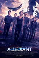 The Divergent Series: Allegiant - British Movie Poster (xs thumbnail)