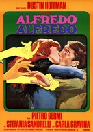 Alfredo, Alfredo - German Movie Poster (xs thumbnail)
