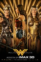 Wonder Woman - Brazilian Movie Poster (xs thumbnail)