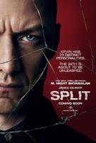 Split - British Movie Poster (xs thumbnail)