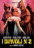 Blue Blood - Italian DVD cover (xs thumbnail)