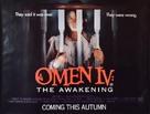 Omen IV: The Awakening - British Movie Poster (xs thumbnail)