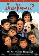 The Little Rascals - DVD cover (xs thumbnail)