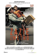 Zazie dans le métro - Spanish Movie Poster (xs thumbnail)