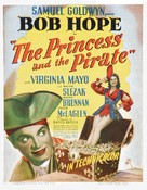 The Princess and the Pirate - Movie Poster (xs thumbnail)