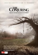 The Conjuring - Australian Movie Poster (xs thumbnail)