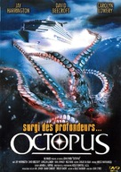 Octopus - French Movie Cover (xs thumbnail)