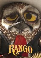 Rango - Spanish Movie Poster (xs thumbnail)