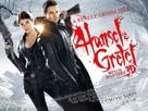 Hansel & Gretel: Witch Hunters - British Movie Poster (xs thumbnail)