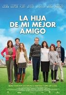 The Oranges - Spanish Movie Poster (xs thumbnail)