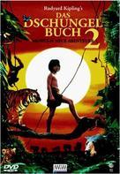 The Second Jungle Book: Mowgli & Baloo - German poster (xs thumbnail)
