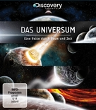 """""""The Universe"""" - German Blu-Ray movie cover (xs thumbnail)"""