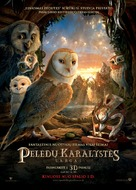 Legend of the Guardians: The Owls of Ga'Hoole - Lithuanian Movie Poster (xs thumbnail)