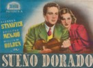 Golden Boy - Spanish Movie Poster (xs thumbnail)