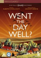 Went the Day Well? - British DVD movie cover (xs thumbnail)