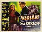 Bedlam - Movie Poster (xs thumbnail)