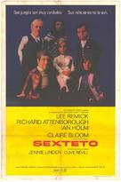 A Severed Head - Spanish Movie Poster (xs thumbnail)