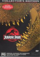 Jurassic Park - Australian Movie Cover (xs thumbnail)