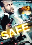 Safe - Danish Movie Cover (xs thumbnail)