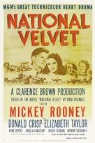 National Velvet - Movie Poster (xs thumbnail)