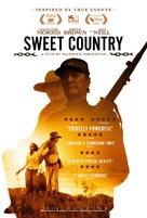 Sweet Country - British Movie Poster (xs thumbnail)