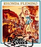 Rivolta degli schiavi, La - Blu-Ray cover (xs thumbnail)