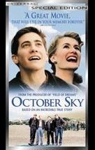 October Sky - Movie Cover (xs thumbnail)