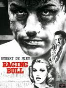 Raging Bull - French Movie Poster (xs thumbnail)