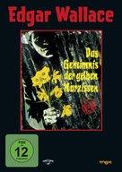 Das Geheimnis der gelben Narzissen - German Movie Cover (xs thumbnail)