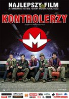 Kontroll - Polish Movie Poster (xs thumbnail)