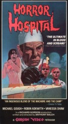 Horror Hospital - VHS cover (xs thumbnail)