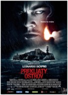 Shutter Island - Slovak Movie Poster (xs thumbnail)