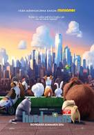 The Secret Life of Pets - Swedish Movie Poster (xs thumbnail)