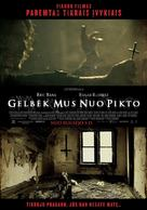Deliver Us from Evil - Lithuanian Movie Poster (xs thumbnail)