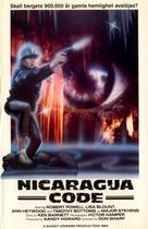 What Waits Below - Swedish VHS cover (xs thumbnail)