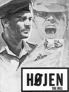 The Hill - Danish Movie Poster (xs thumbnail)