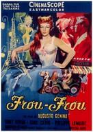 Frou-Frou - Spanish Movie Poster (xs thumbnail)