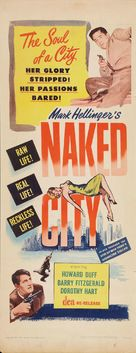 The Naked City - Movie Poster (xs thumbnail)
