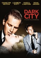 Dark City - DVD movie cover (xs thumbnail)