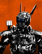 Chappie - Indian Blu-Ray movie cover (xs thumbnail)