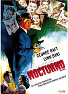 Nocturne - Spanish DVD movie cover (xs thumbnail)