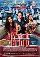 Mariachi Gringo - Mexican Movie Poster (xs thumbnail)