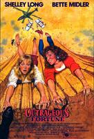 Outrageous Fortune - Movie Cover (xs thumbnail)