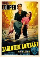 Distant Drums - Italian Movie Poster (xs thumbnail)
