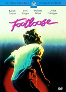 Footloose - DVD movie cover (xs thumbnail)