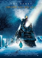 The Polar Express - Vietnamese Movie Poster (xs thumbnail)