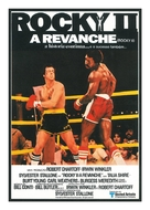 Rocky II - Brazilian Movie Poster (xs thumbnail)