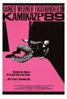 Kamikaze 1989 - Movie Poster (xs thumbnail)