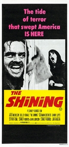 The Shining - Australian Movie Poster (xs thumbnail)